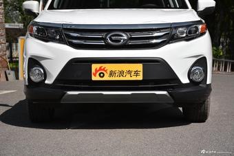 2017款传祺GS3 150N 1.5L手动精英版