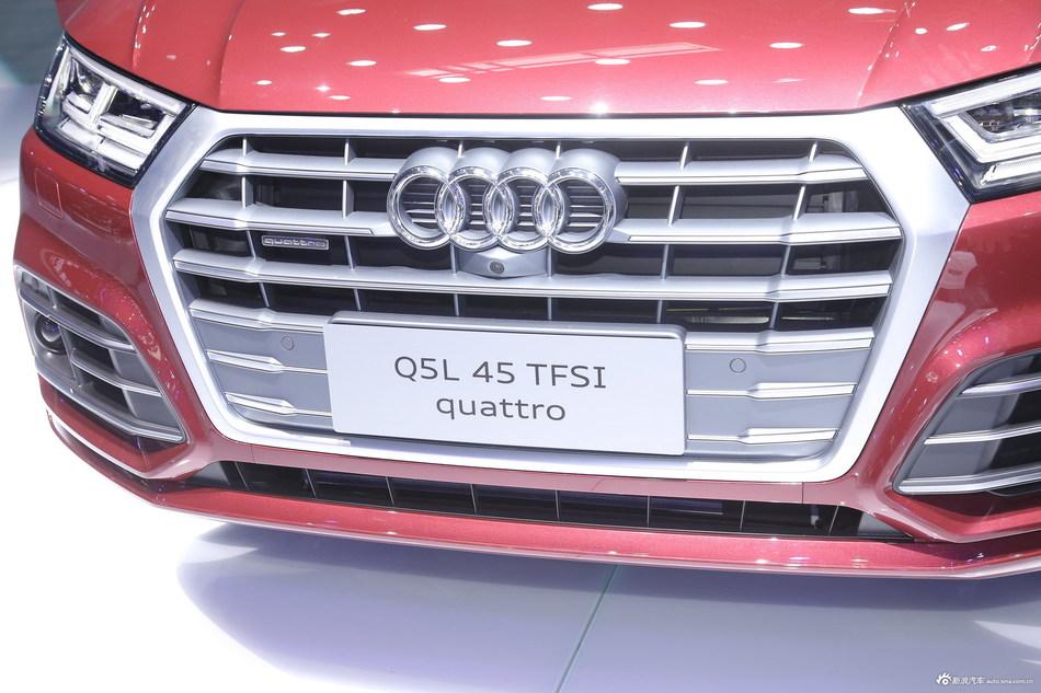 奥迪Q5优惠7.5折起 价格浮动欲购从速