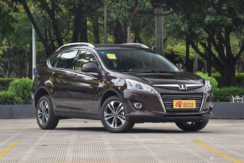 眼中完美的小情人,纳智捷优6 SUV最高优惠2.43万起