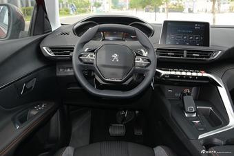 2017款标致4008 1.6T自动350THP舒适版