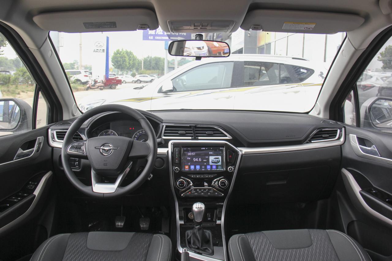 2018款海马S5青春版 1.6L手动豪华定制版