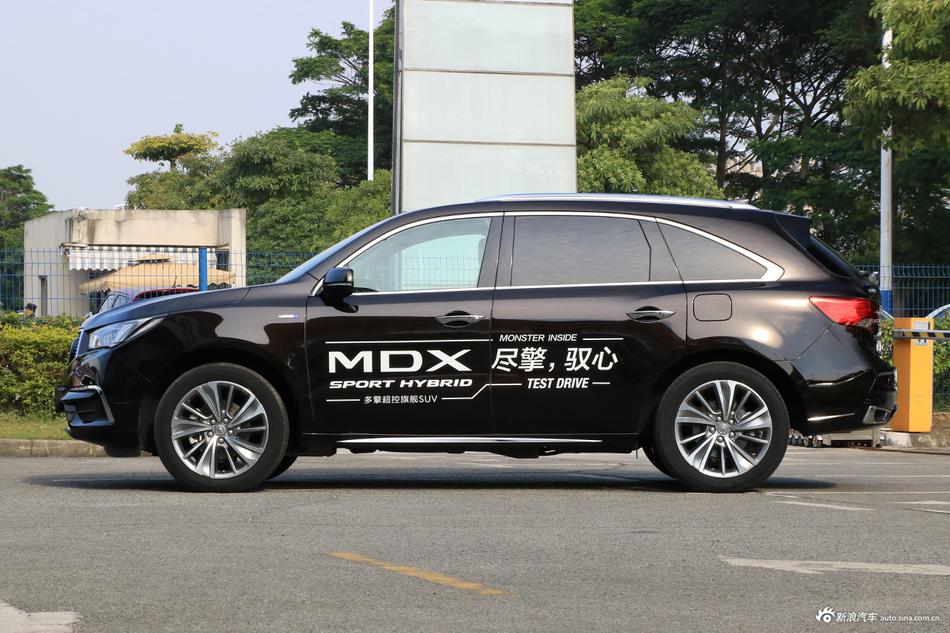 5月新浪报价 讴歌MDX新能源58.46万起