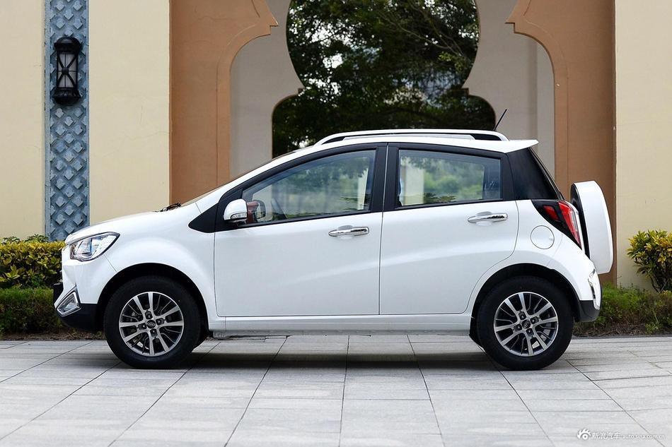 最便宜SUV上市仅售4万.汽车似白菜