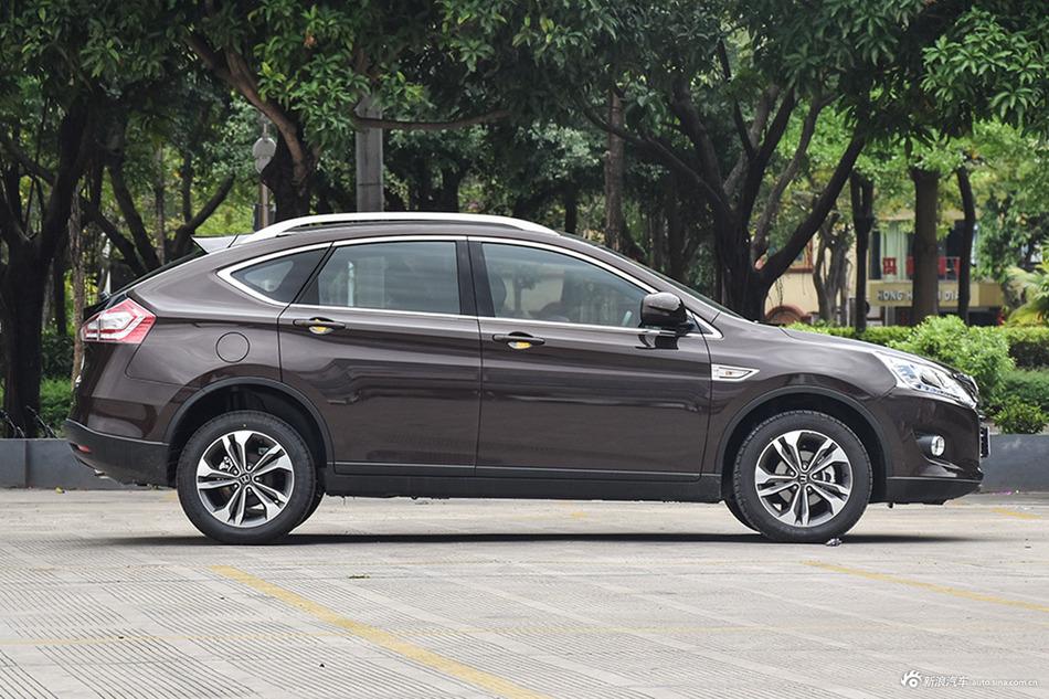 纳智捷优6 SUV促销中,最高直降3.23万,新车全国9.88万起!