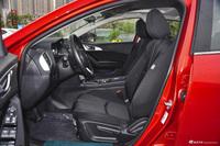 2017款马自达3昂克赛拉 三厢 1.5L 自动豪华型