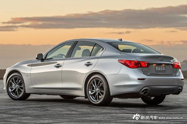 Q50低价促销 新浪购车最高优惠6.87万元