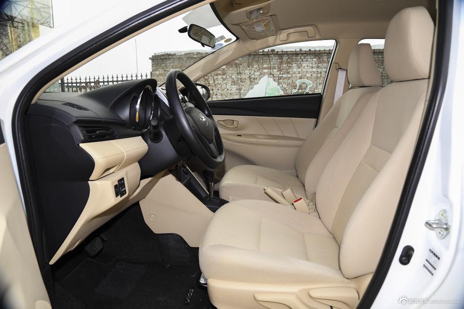 2017款威驰1.5L自动创行版