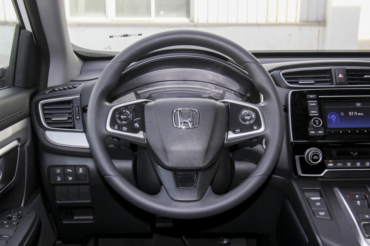 2019款CR-V锐·混动 2.0L自动净速版国VI