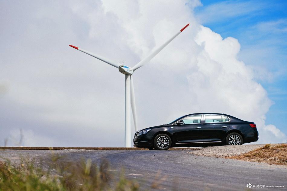 如今全国最低19.67万,荣威e950新能源多少人值得拥有