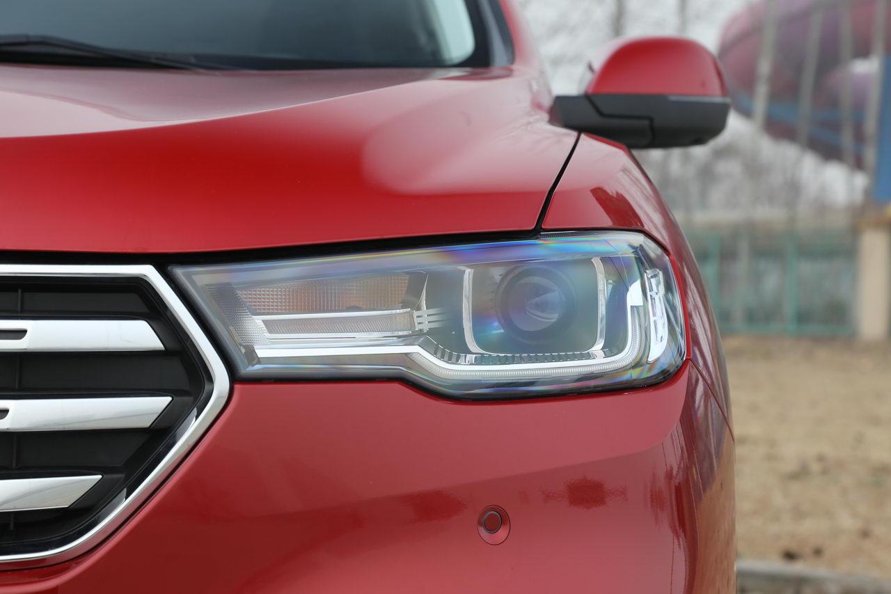 2017款哈弗H2s 1.5T自动豪华型 红标