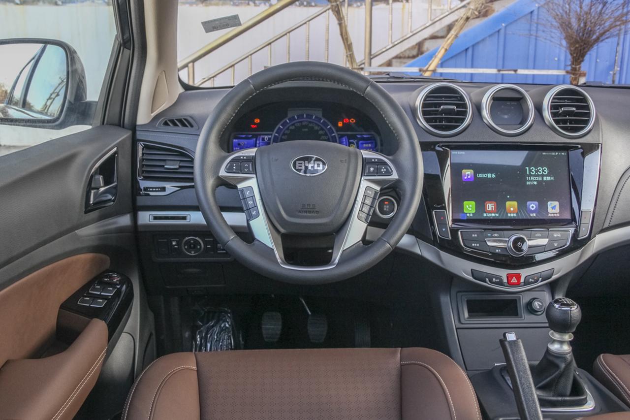 2017款比亚迪S7 1.5T手动尊贵型