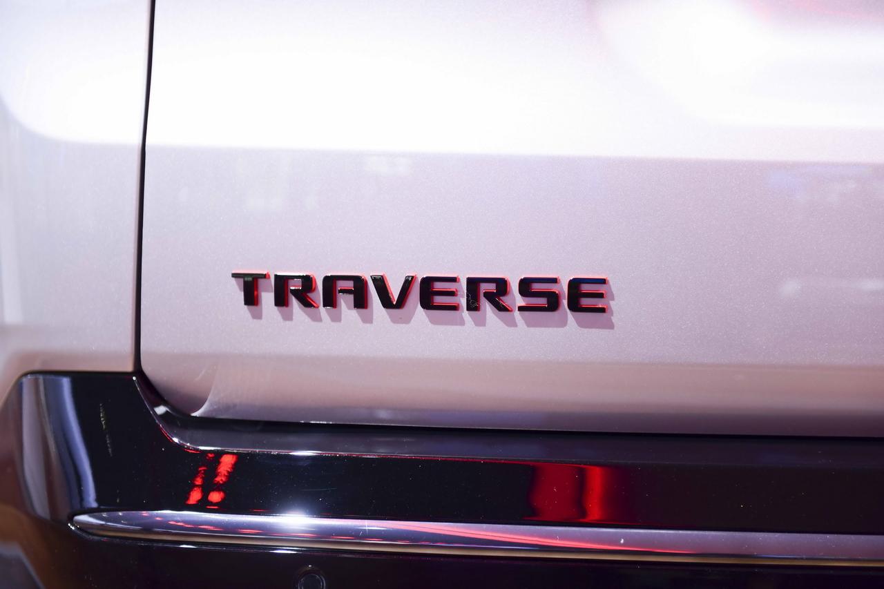 Traverse Redline特别版