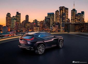雷克萨斯将推入门SUV 竞品锁定X1/Q3 全新雷克萨斯UX