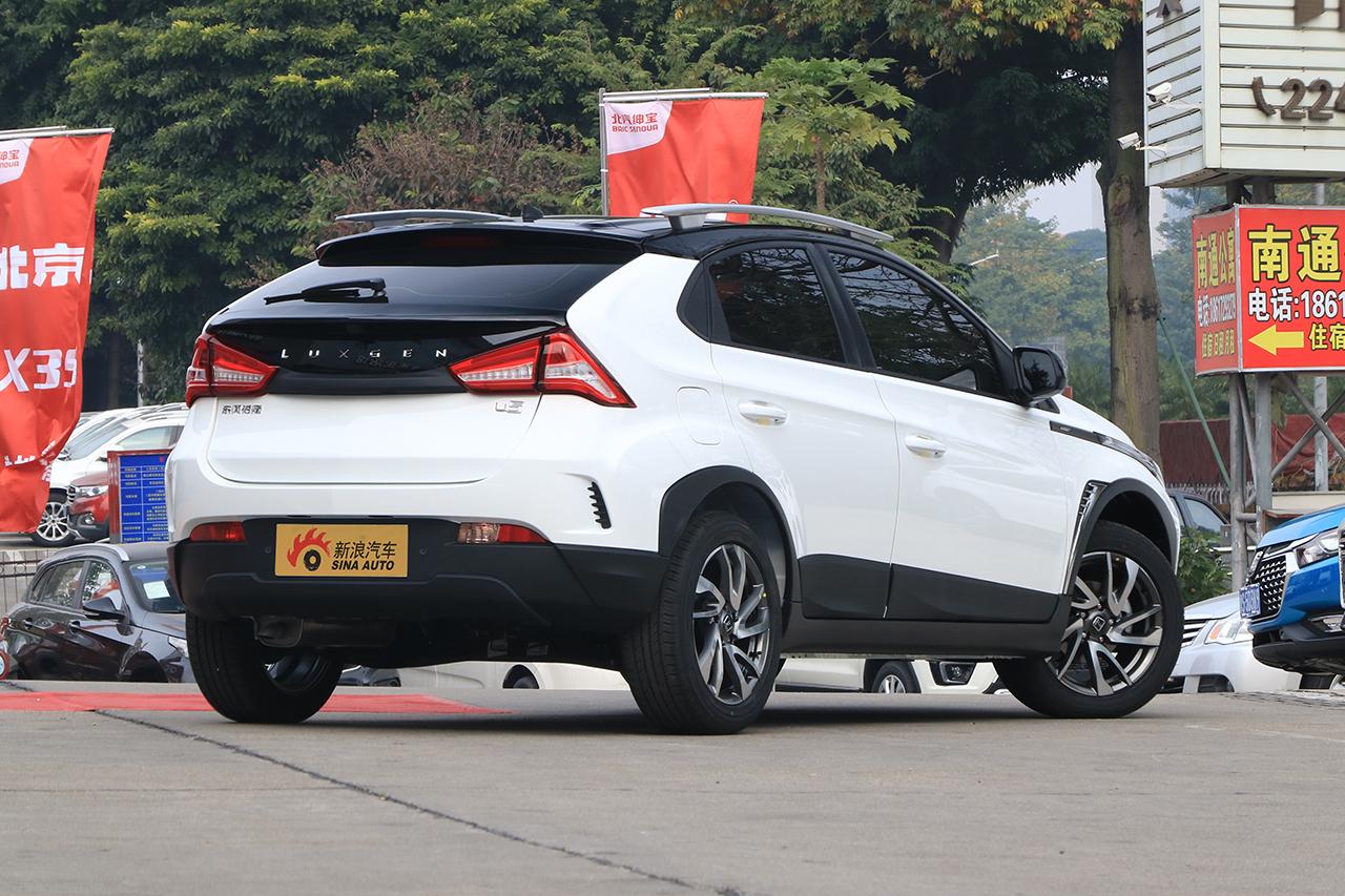 2017款纳智捷 U5 SUV 1.6L手动名士版
