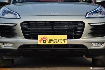 2017款众泰SR9 2.0T 自动极致之梦版(米色)