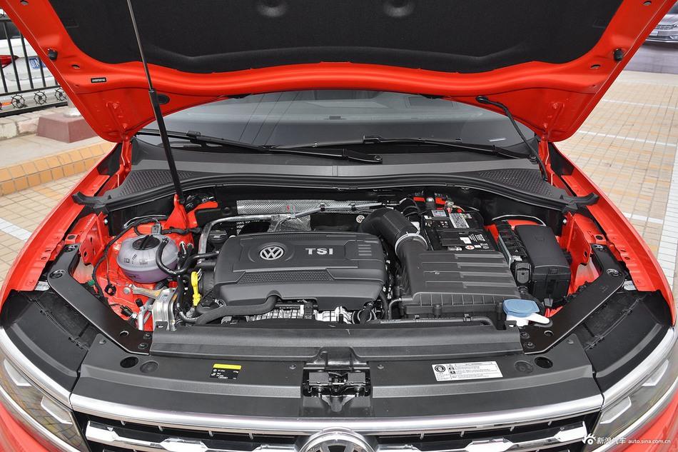 2017款途观L 2.0T 自动四驱至尊旗舰版380TSI