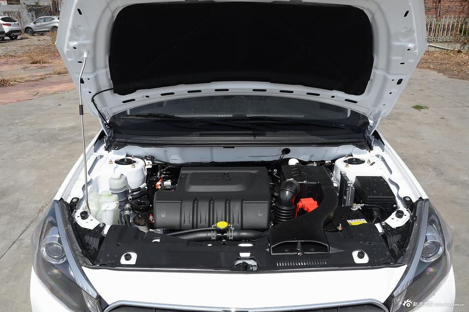 2017款V5菱致1.6L手动基本型