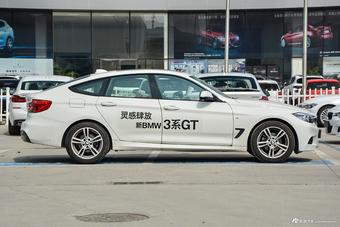 2018款宝马3系GT 2.0L自动320i M运动型
