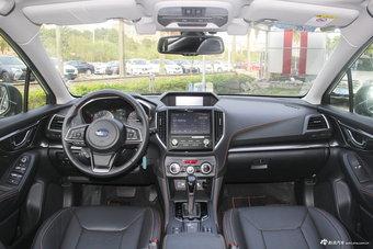 2018款斯巴鲁XV 2.0L自动全驱豪华版