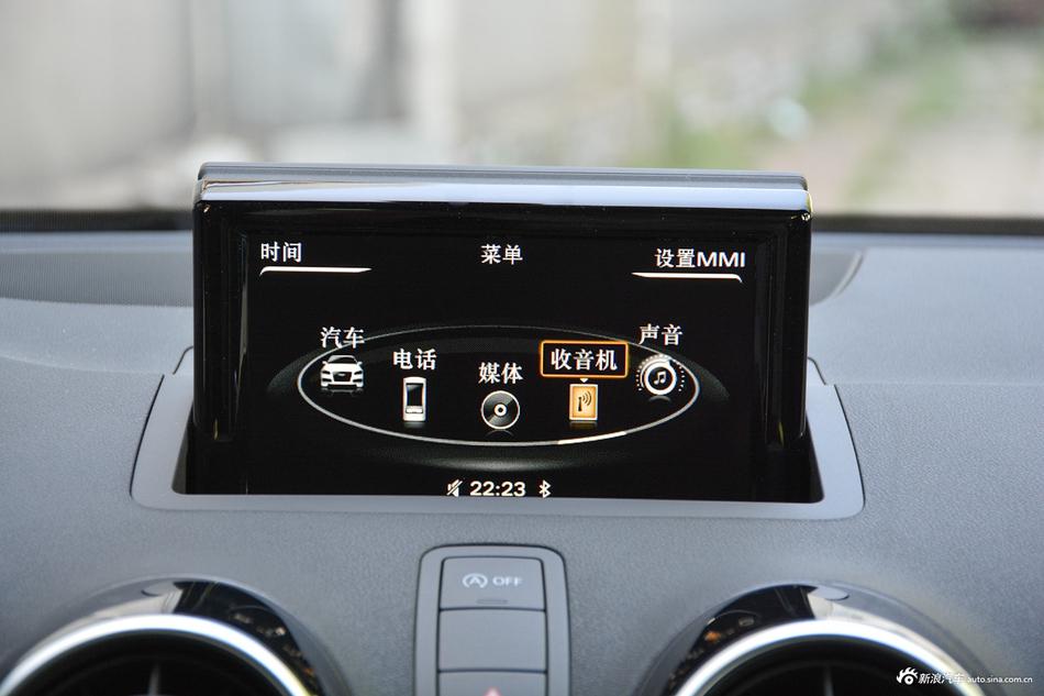 奥迪A1促销中,最高直降4.86万,新车全国14.89万起!