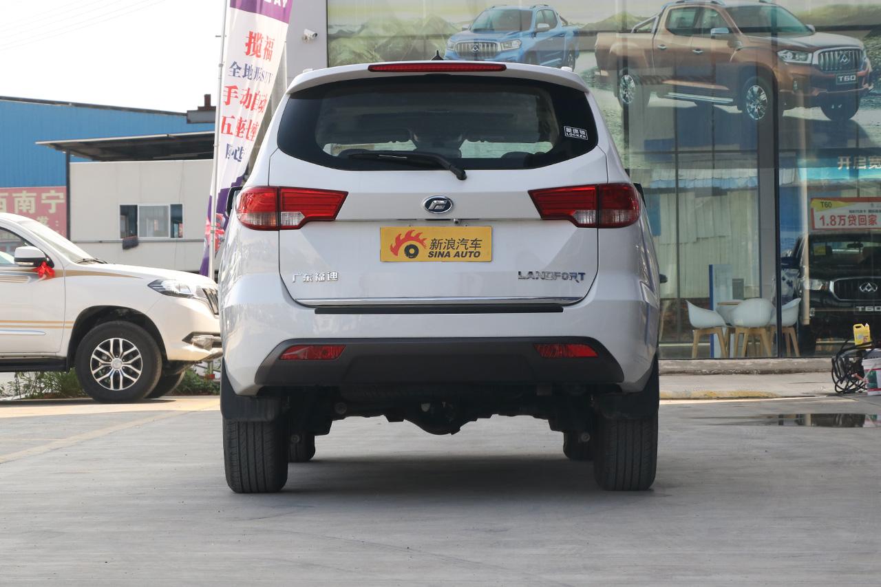 2017款揽福1.9T手动柴油两驱旗舰版5座