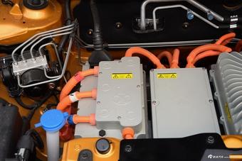 北汽新能源EC系列底盘图
