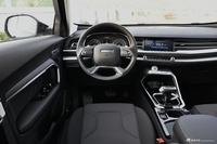 2017款哈弗H6 换代1.3T自动两驱时尚型蓝标