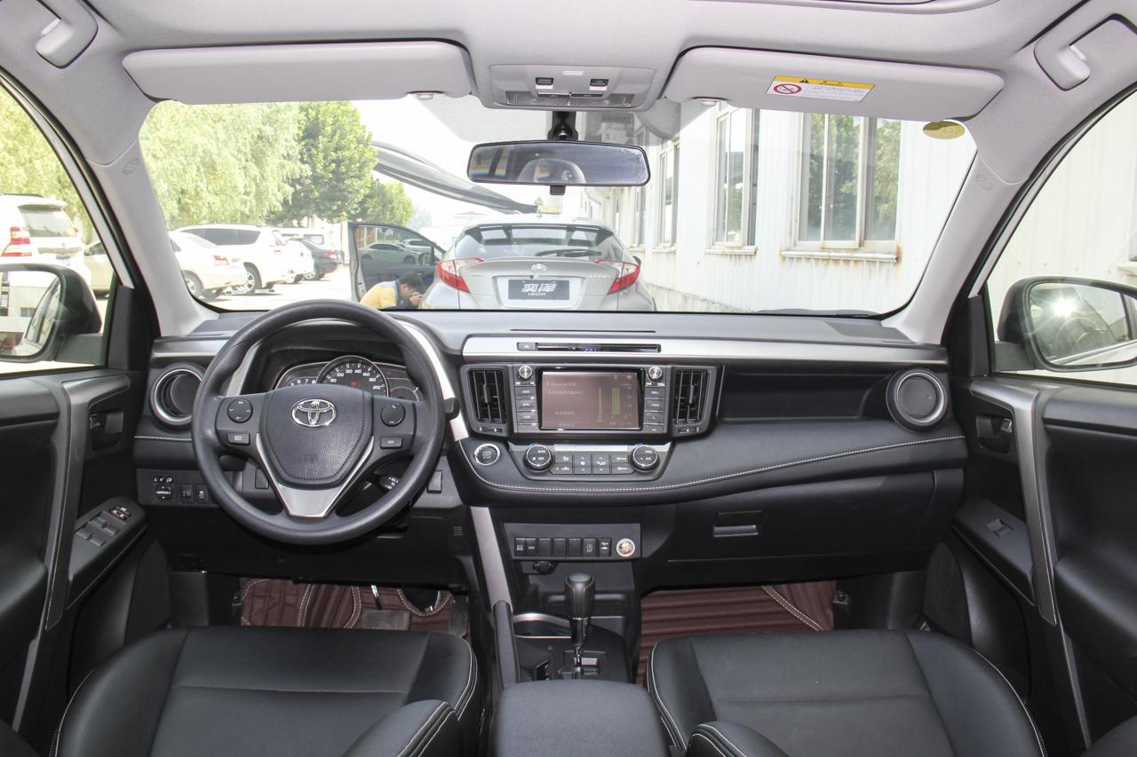2016款RAV4荣放 2.0L自动两驱风尚版CVT
