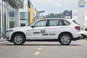 2015款宝马X5 2.0T自动xDrive28i 矿石白