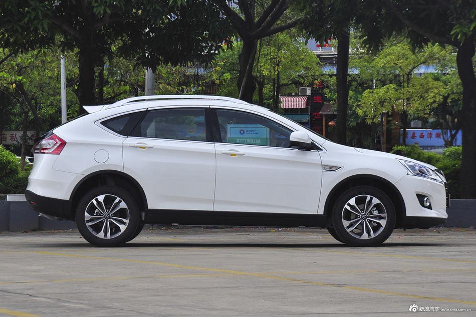 10月限时促销 纳智捷优6 SUV最低享8.3折