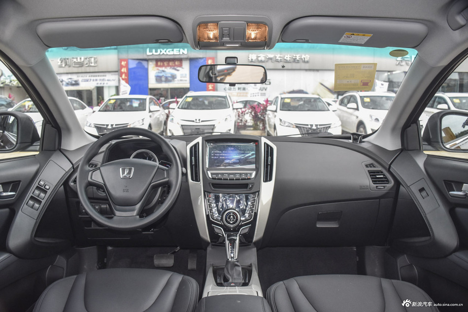 2017款优6 SUV 1.8T自动科技超值型