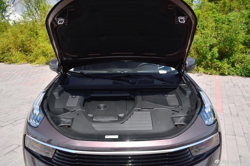 2018款领克01 2.0T自动两驱型+版