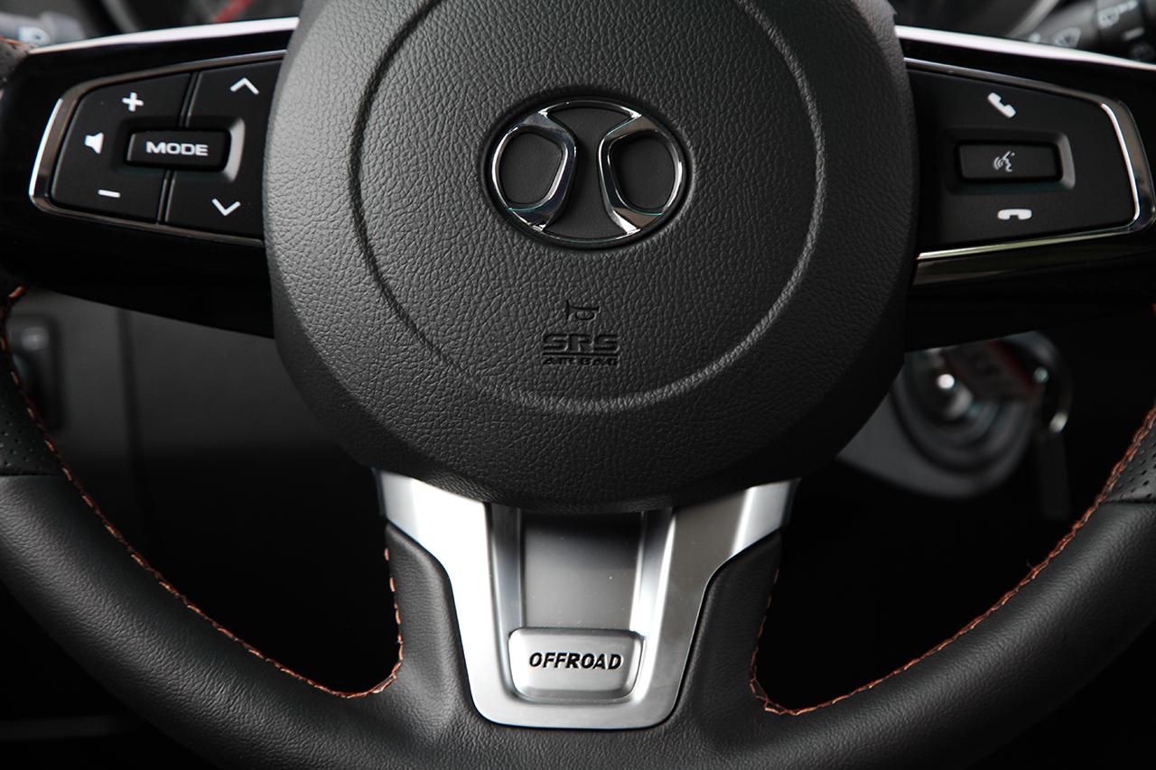 2018款北京BJ40L 2.0T手动柴油四驱尊贵版