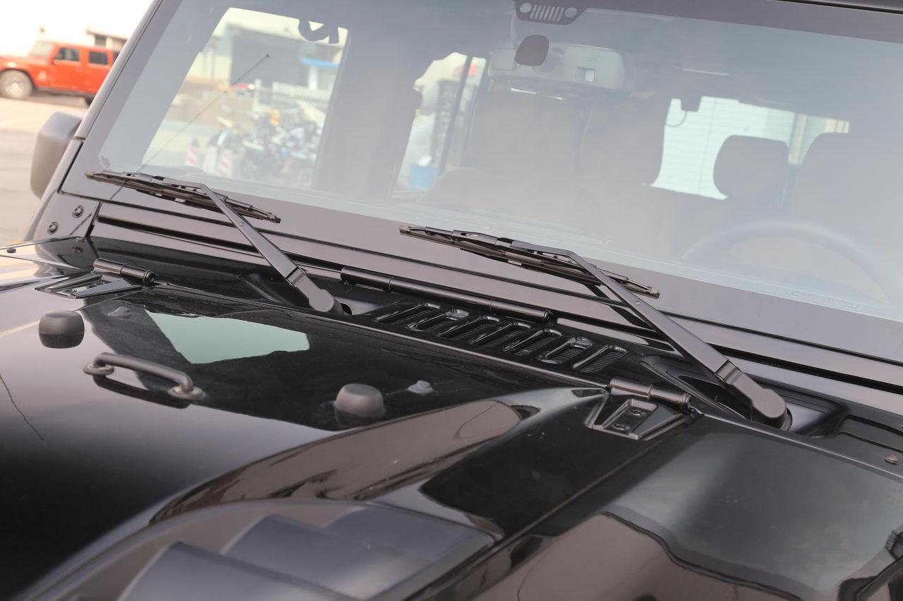 2016款牧马人3.0L自动75周年致敬版