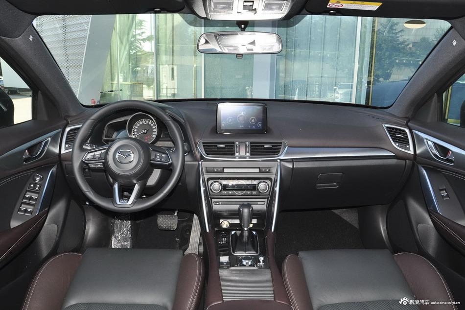 不光好还降价,马自达CX-4最高直降0.40万