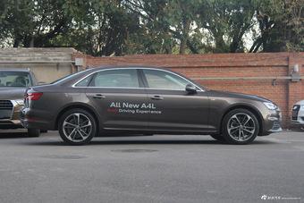 2017款奥迪A4L 2.0T自动40TFSI运动型