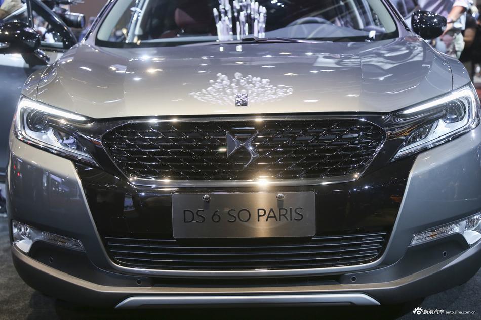 DS 6低价促销 新浪购车最高优惠2.05万元