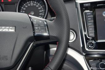 2017款哈弗H6运动版1.5T自动两驱豪华型蓝标 简约白