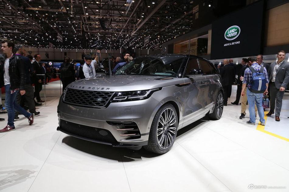 2017日內瓦車展:最值得關注的SUV車型