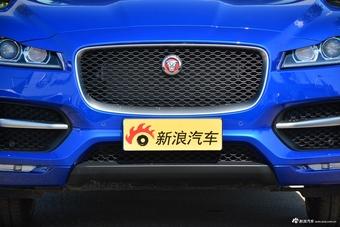 2018款捷豹F-PACE 3.0T SC自动R-SPORT运动版