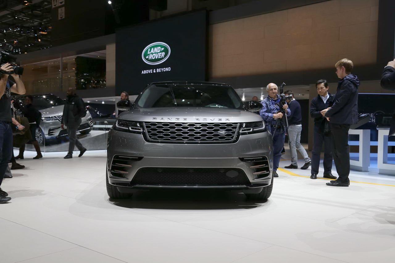2017日内瓦车展:最值得关注的SUV车型