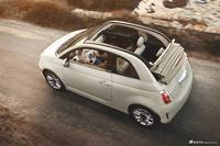 图集|新款菲亚特500首发 风格时尚/换新动力