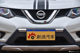 2014款奇骏2.5L自动XV NAVI四驱至尊版