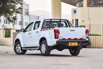 2015款五十铃D-MAX 2.5T自动两驱高通过精英款