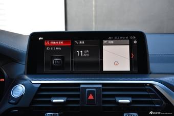 2019款宝马X4 2.0T自动xDrive25i M运动套装