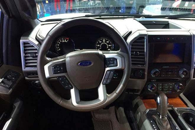 福特新款F-150