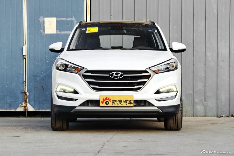 家庭第一辆车首选它,现代全新途胜成交价13.65万起
