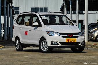 2015款五菱宏光S1 1.5L手动舒适型 白