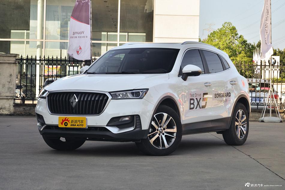 全国最高直降1.12万元,宝沃BX5新车近期优惠热销