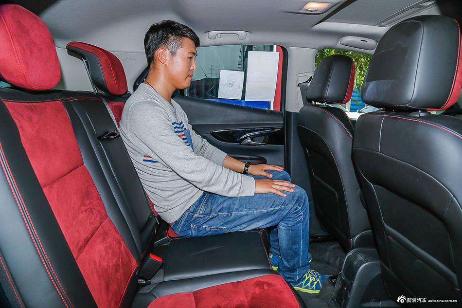 2016款昂科拉1.4T自动四驱全能旗舰型18T